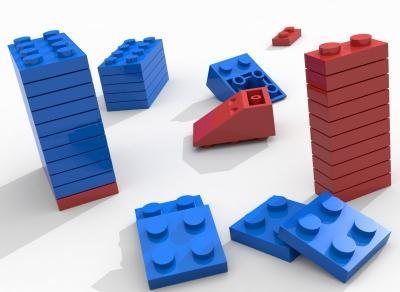 Creativity the Lego Way