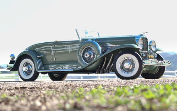 1933 Duesenberg Model J-429 Disappearing-Top Converibly Coupe by Murphy