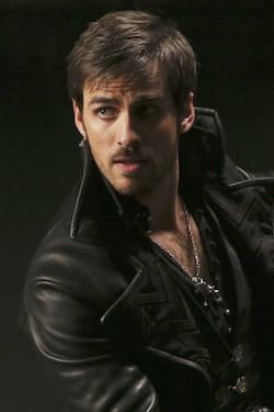 Colin O'Donoghue Previews Hook's Agenda, the 'Challenge' in Wooing Emma