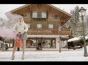 Louis Vuitton Open Winter Resort Store Switzerland