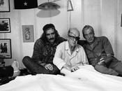 Dennis Hopper, John Ford Huston Bed.