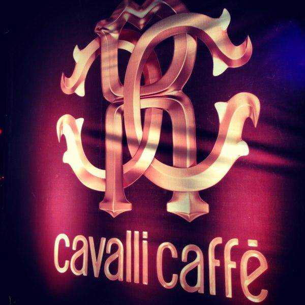 Cavalli Caffè Beirut, Now Open: The exclusive First Pictures