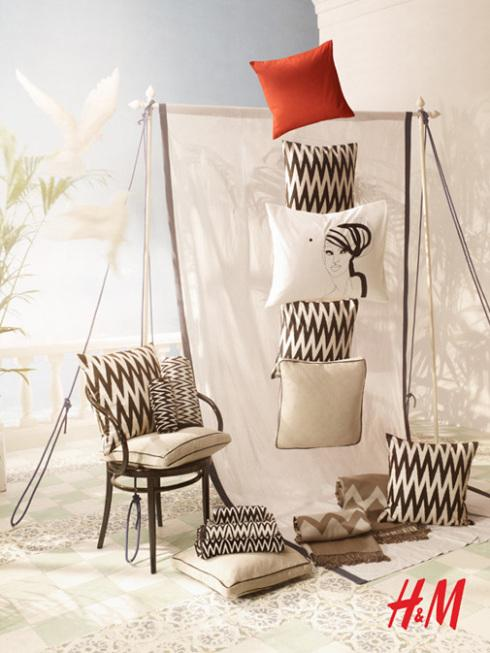 Coming to america h m home collection spring 2013 paperblog - H et m home collection ...