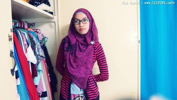 Video: Simple Hooded Hijab Tutorial in 3 minutes