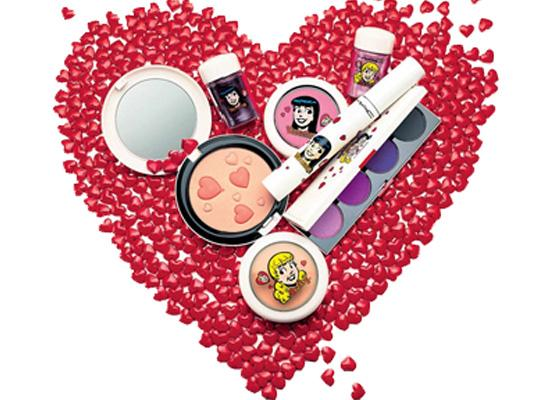 MAC COSMETICS ARCHIES GIRLS COLLECTION