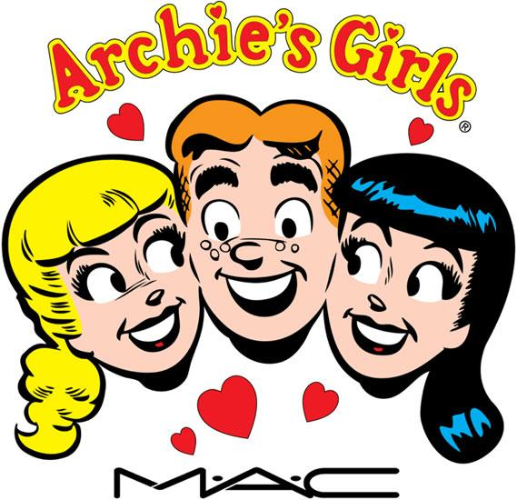MAC COSMETICS ARCHIES GIRLS COLLECTION FOR SUMMER 2013