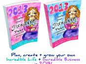 Book Review: 2013 Create Your Incredible Year Leonie Dawson