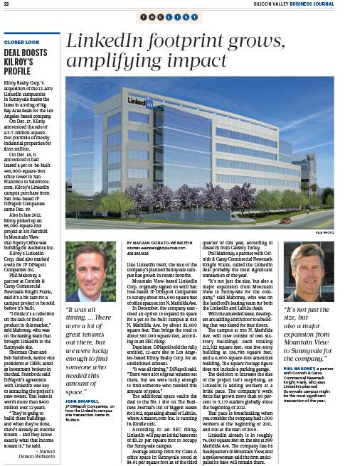 A New Start For The Silicon Valley Business Journal In ...