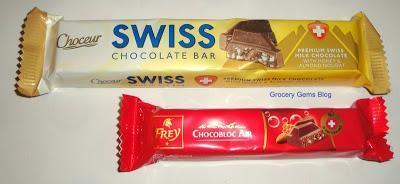 Aldi Swiss Chocolate Bar Review