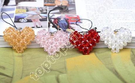 How to make a 3d beaded heart