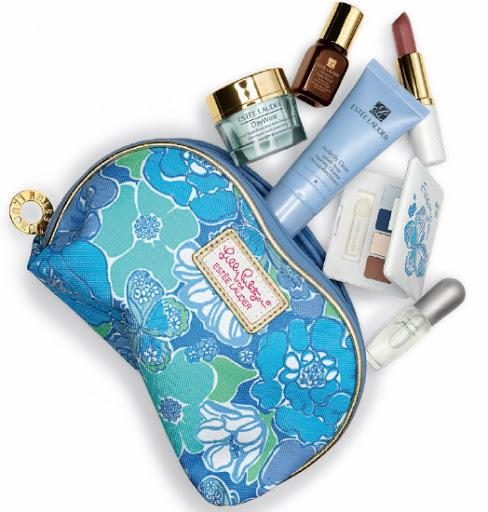 Lilly Pulitzer Estee Lauder Gift with Purchase