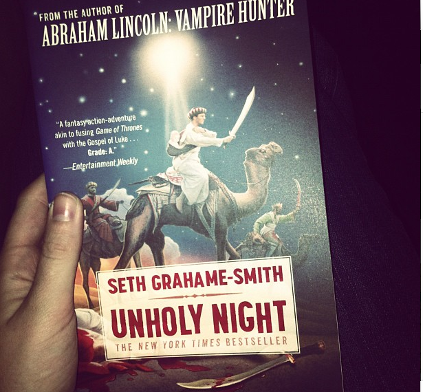 Smith night grahame seth pdf unholy