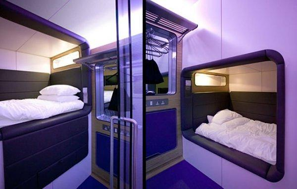 5 Craziest Airport Hotels 3
