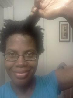 Guest Blogger: Afro Vegan Chick – Hair Journey