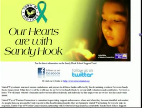 United Way for Sandy Hook