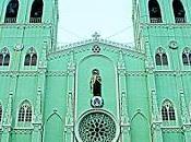Gothic Sebastian Church, Manila