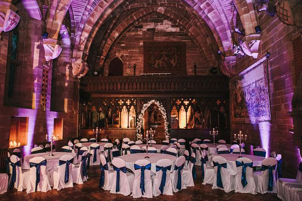 Peckforton Castle Wedding Venue Review Paperblog