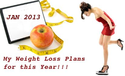 weight loss in new year
