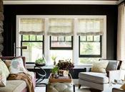 Color Roundup: Using Black Interior Design
