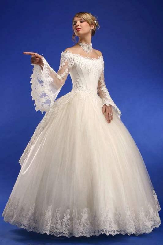 Gorgeous wedding dresses from ukraine paperblog for Fairy themed wedding dresses