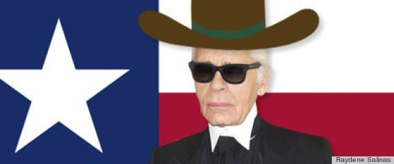 Karl Lagerfeld to Host Runway Show in Dallas