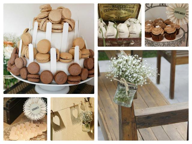 rustic and vintage wedding styled by cakes co