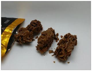 Marks and Spencer Guilt Free Snacking Cornflake Clusters