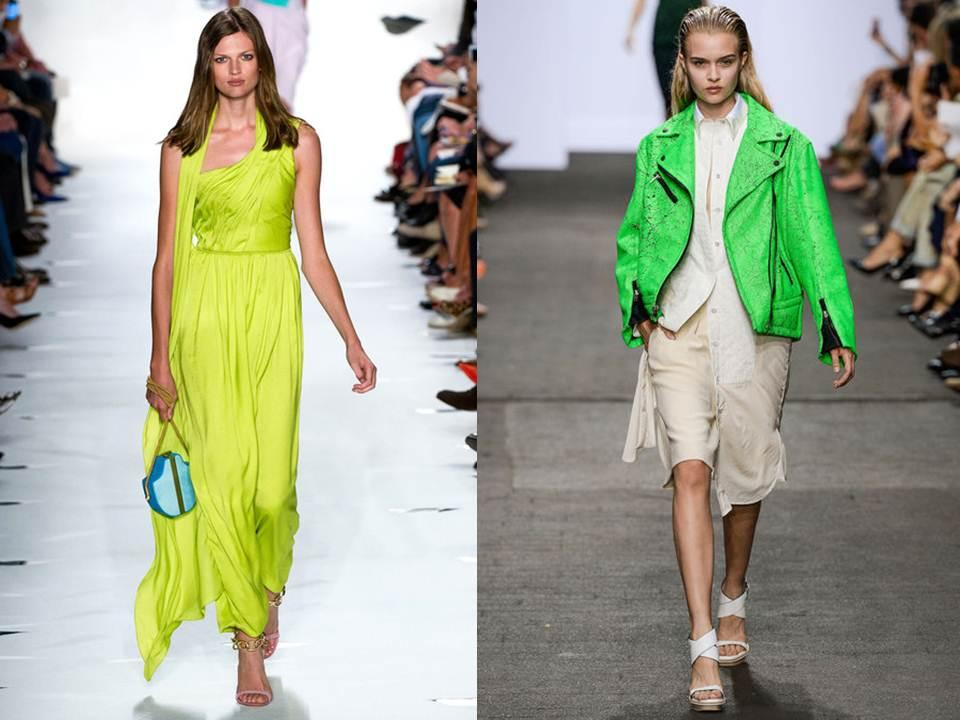 2013 Trends - The return of neon