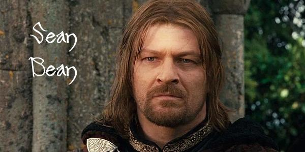 Sean Bean Boromir