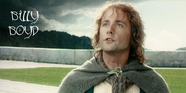 Pippin Billy Boyd