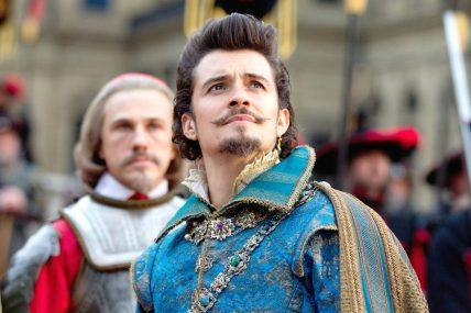 Orlando Bloom The Three Musketeers