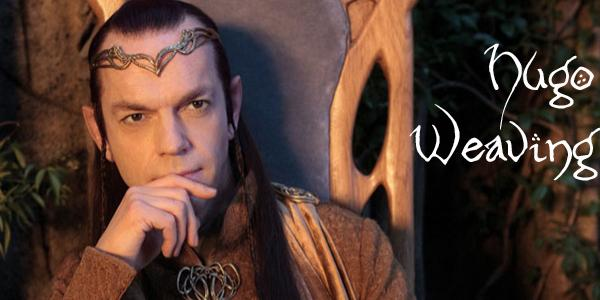 Elrond Hugo Weaving