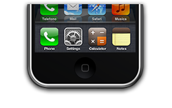 Whited00r 6 - iOS 6 features for iPhone 2G/3G and iPod touch 1G/2G