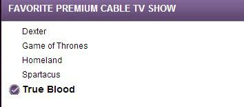 True Blood Wins at the 2013 People's Choice Awards - Paperblog