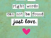 When Right Words Cannot Found…