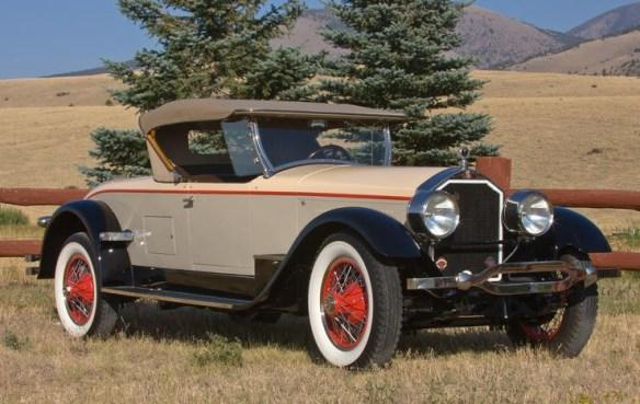 1928 Stearns-Knight F-6-85 6-Passenger Roadster