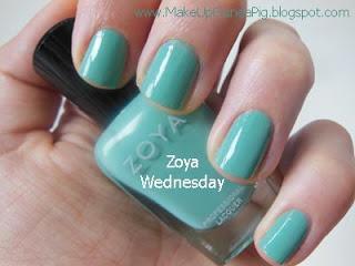 Zoya Bevin Vs Wednesday Get 3 Zoya Poli...