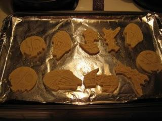 Star Wars 4th of July Cookies: Celebrating Independence from the Empire!