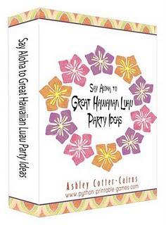 Hawaiian Luau Party Ideas eBook Review