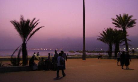 agadir morocco beach