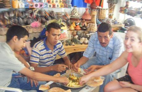 agadir morocco tagine