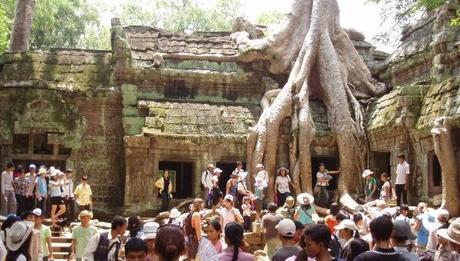 angkor wat temples angkor thom bayon temple 5