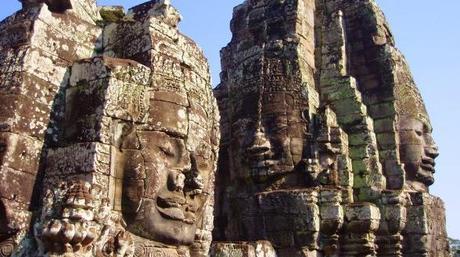 angkor wat temples angkor thom bayon temple