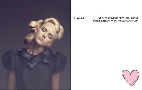 Laha...and fade to black | Paul Farnham