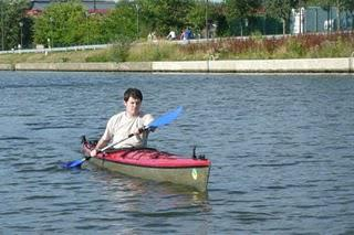 Belgian Adventurer Prepare To Kayak His Homeland