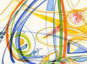 Yellow Blue Great Combination Abstract