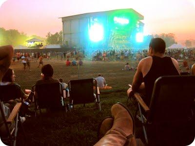 Bonnaroo 2011 - Sunday