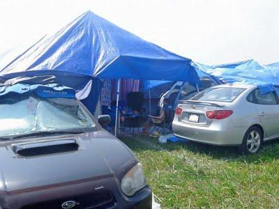 Bonnaroo 2011 – Getting There and Day 1 (Thursday)