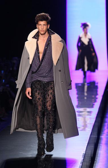Jean Paul Gaultier Fashion commentary