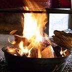 Tipi Camping Wales eco camping wales 1